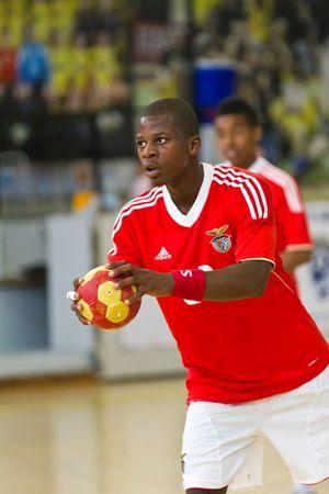 SL Benfica : Alavarium ACA - Fase Final Campeonato Nacional Iniciados Masculinos 2012-13
