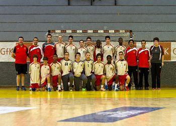 SL Benfica - Iniciados Masculinos 2012-13 - fase final