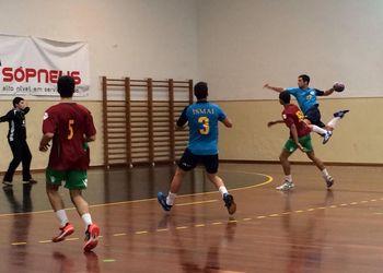 Torneio Andegaia - Juniores C Masculinos : Ismai