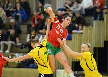 Portugal : Lituânia - qualificação Mundial Sub20 Femininos