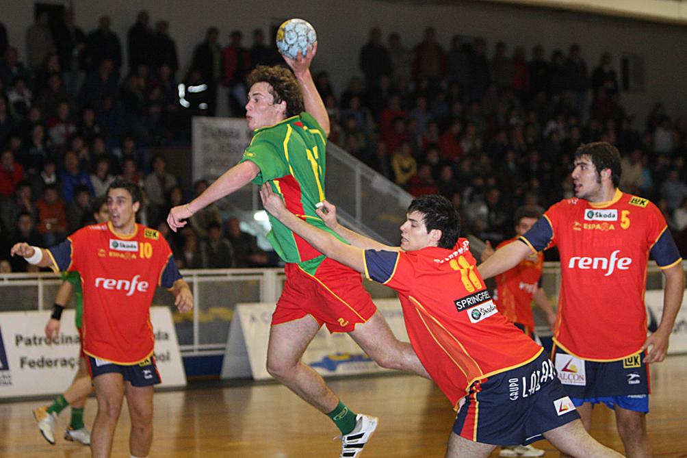 Torneio 4 Nações Portugal - Espanha