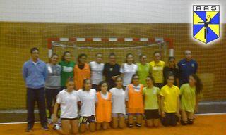 AA Santarém - Foto da Selecção Feminina 3