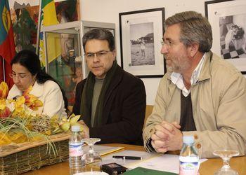 Assinatura protocolo Federação - CM Moimenta da Beira