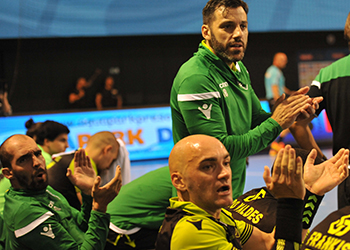 Velux EHF Campions League (QK) - Sporting CP : Cocks - 1º Jogo