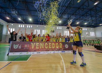 Madeira Sad - vencedor da Taça de Portugal Seniores Femininos 2017/2018