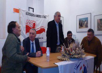 Tomada de posse dos Órgãos Sociais da Associação de Andebol de Évora - 20.02.13