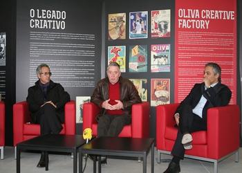 Conf.Imprensa S.João Madeira - Ricardo Figueiredo, U.Pereira e R.Freitas - 23.12.2013
