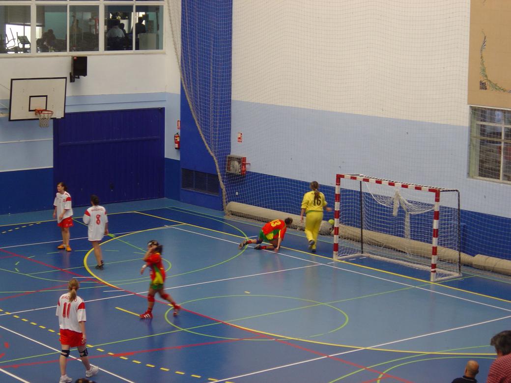 Torneio de Madrid - Selecção Junior C Feminina