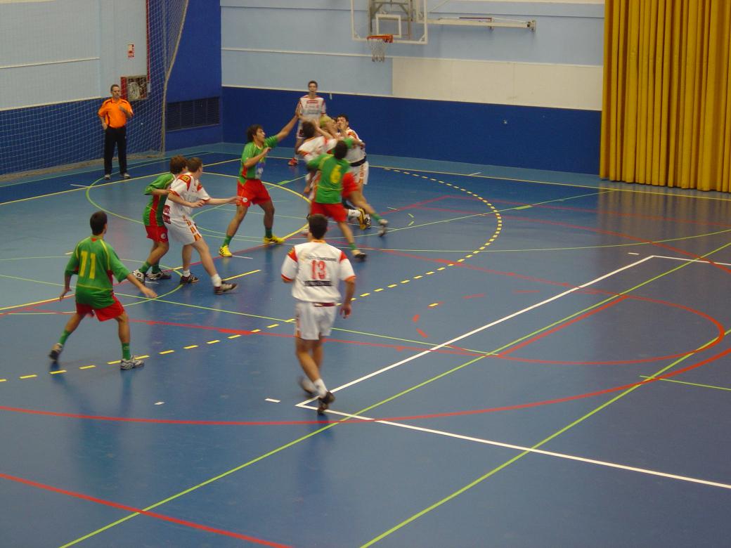 Torneio de Madrid - Selecção Junior C Masculina