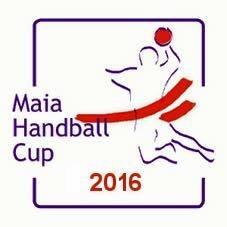 Logo Maia Handball Cup 2016