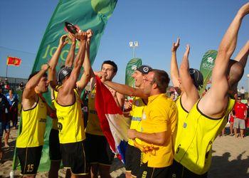 Detono Zagreb - Campeãs EBT Masters Finals 2010