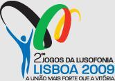Logo Jogos da Lusofonia 2009