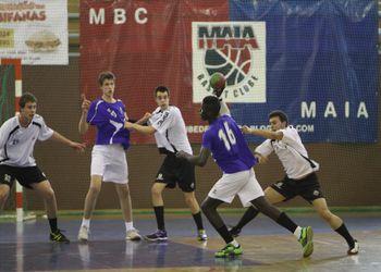 FC Porto - Águas Santas - Fase Final Campeonato Nacional Iniciados Masculinos - foto: António Oliveira