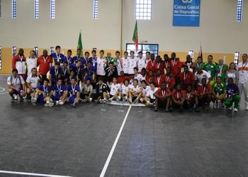 Seleções participantes nos Jogos CPLP