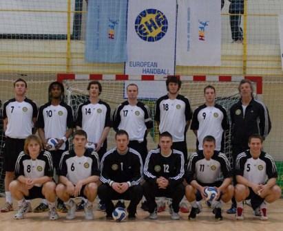 Selecção da Europa Sub20 - jogo contra Selecção da Roménia