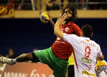 Wilson Davyes no jogo POR-MKD - foto de José Lorvão