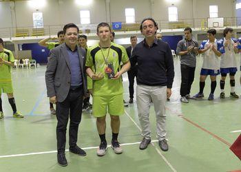 AA Porto - vencedor Torneio Nacional Seleções Regionais Iniciados Masculinos