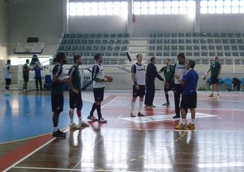Seleção Nacional Sénior - Treino em Grijó 1