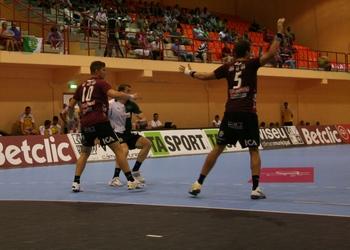 Sporting-Lugi Handboll - Torneio Internacional Feira de São Mateus