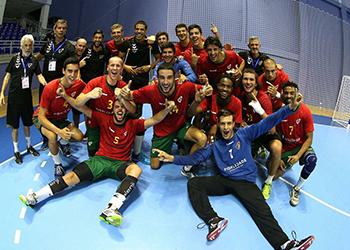 Portugal : Polónia - Campeonato Mundo Sub19 Masculinos
