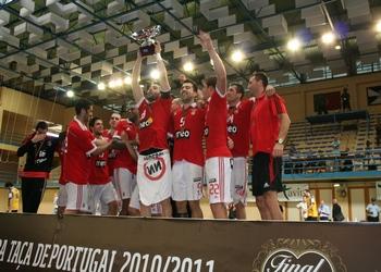 SL Benfica vence Taça de Portugal