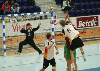 Torneio Quatro Nações - Portugal-Alemanha