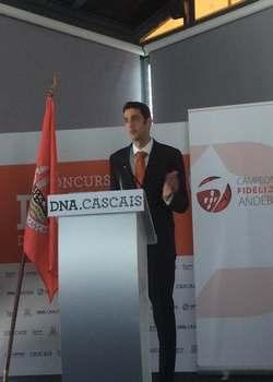 Ricardo Candeias recebeu prémio Melhor Guarda Redes