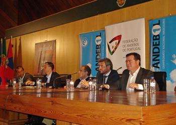 Sorteio Provas Nacionais 1 - Maia 2014