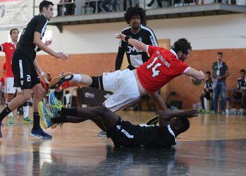AA Avanca : SL Benfica - Campeonato Andebol 1 - foto: Pedro Alves