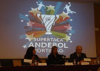 Sorteio da Supertaça Andebol Portimão 2010