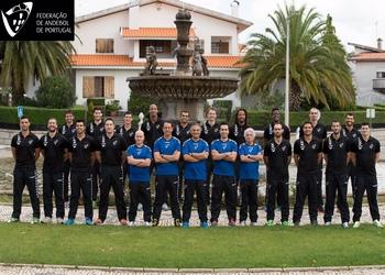 Seleção Senior (M) - Set 2014