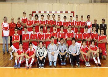 SL Benfica - Campeão Nacional Juvenis Masculinos 1ª Divisão 2012/ 2013