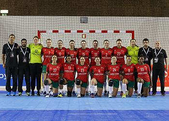 Qualificação Campeonato da Europa - 2018 - Roménia x Portugal - 6ª Jornada