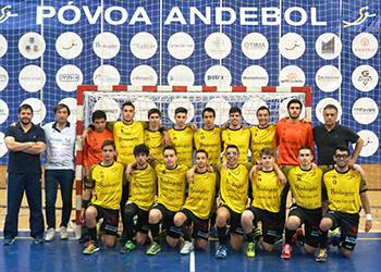Campeonato Nacional de Juvenis Masculinos 2ª Divisão - CA Póvoa Varzim Bodegão Campeão 2017-2018