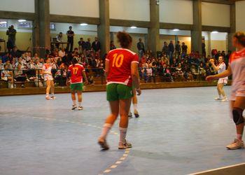 Espanha : Portugal - Torneio 4 Nações
