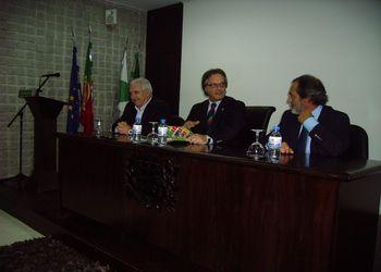 Aassinatura do Protocolo com a Junta de Freguesia de Ramalde e Federação
