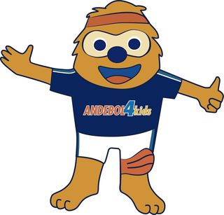 Manitas - Andebol 4 Kids