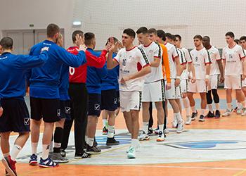 Portugal : Israel - Torneio Internacional de Lagoa Sub-19 Masculinos - 10/04/2019 - Foto: PhotoReport.In
