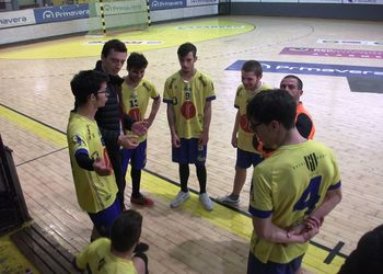 Campeonato Regional do Norte de Andebol-5 - 1ª jornada 2ª Divisão Norte - 01.02.19