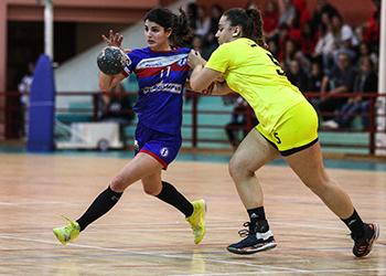 NAAL Passos Manuel : ABC UMinho - Taça de Portugal Feminina - 1/4 de Final