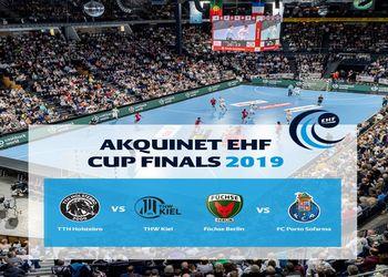Sorteio EHF Cup Final 4
