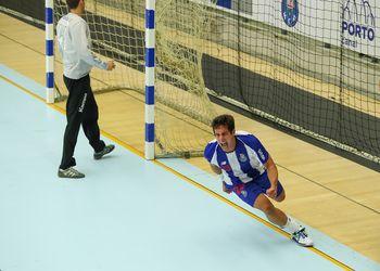 Diogo Branquinho - FC Porto Sofarma : AM Madeira A. Sad - Campeonato Andebol 1 - foto: PhotoReport.In
