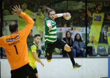 ABC/UMinho : Sporting CP - Campeonato Andebol 1 - foto: PhotoReport.In