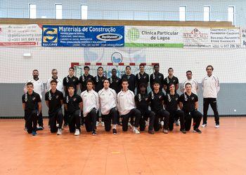 Seleção Nacional Sub17 Masculinos - Juniores C 2018-2019