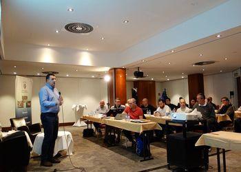 Meeting Week da EHF - Fevereiro 2019