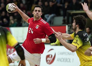 Alexandre Cavalcanti - ABC UMinho x SL Benfica - Campeonato Andebol 1 - Foto: PhotoReport.In