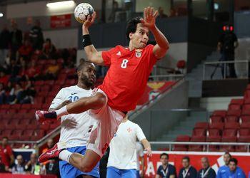 João Pais - SL Benfica - Campeonato Andebol 1 - foto: PhotoReport.In