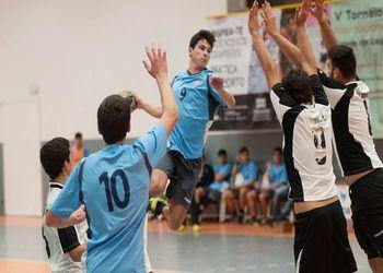 AA Setúbal : AA Algarve - Torneio Seleções Regionais Iniciados Masculinos - foto: Mário Moreira