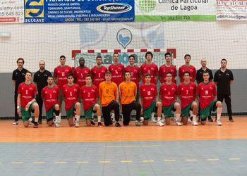 Seleção Nacional Sub-19 Masculinos 2018/ 2019
