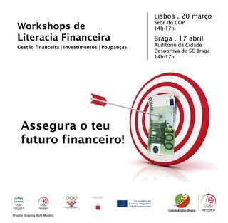 Workshops em Literacia Financeira para Atletas - Comité Olímpico de Portugal